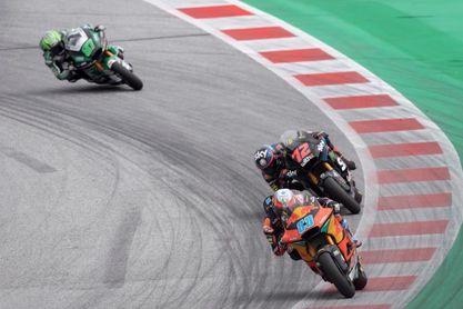 La dirección de carrera arrebata la segunda victoria de Jorge Martín en Moto2