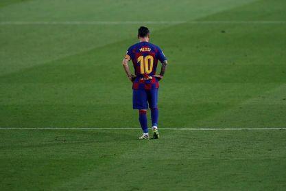 El burofax de Messi como epílogo de un club en descomposición