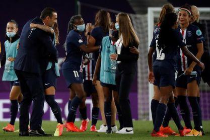 Una jugadora del PSG da positivo en COVID-19 y no jugará la semifinal