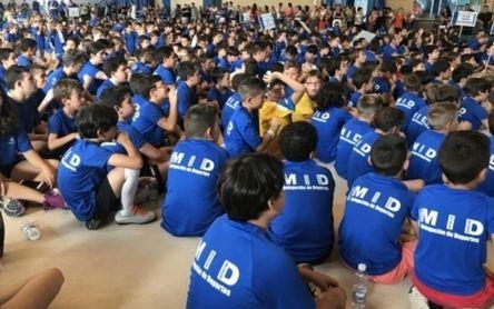 Alcalá de Guadaíra ofrece 2.400 plazas en los módulos de iniciación deportiva