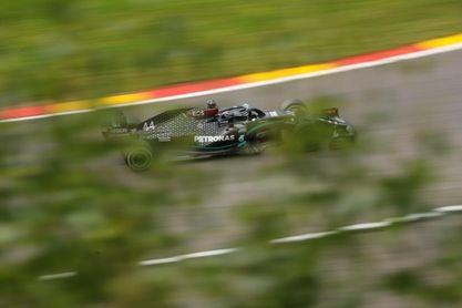 """Hamilton: Parece que tenemos un fin de semana emocionante por delante"""""""