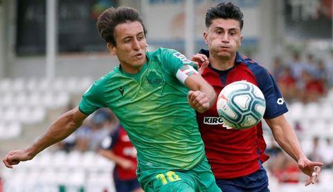Luis Perea, nuevo jugador del Leganés