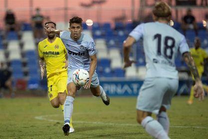 2-1: Dos goles de Maxi dan el triunfo al Valencia en el duelo del morbo
