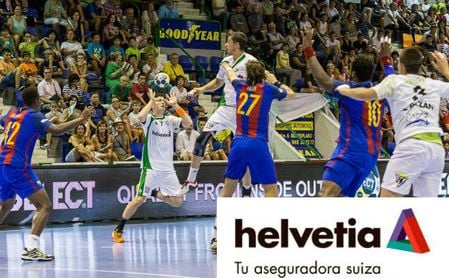 BM Benidorm y Barcelona luchan hoy por el título, con público en las gradas