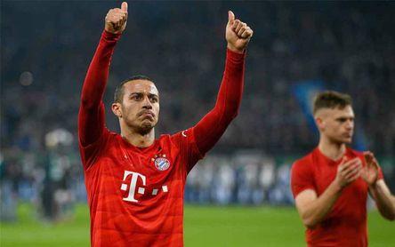 El Bayern espera un rápido adiós para Thiago y Javi Martínez