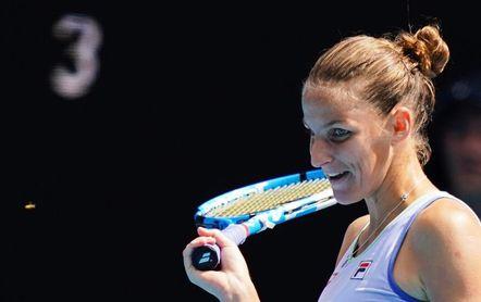 La checa Pliskova inaugura el US Open con una victoria fácil ante Kalinina