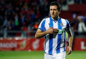 Oyarzabal no contagió a ningún jugador durante el Real Sociedad-Huesca