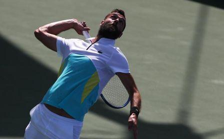 "Benoit Paire, positivo por COVID-19, acusa al US Open de ""falsa burbuja"""