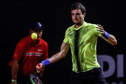 Martínez no consigue pasar a segunda ronda del US Open y cae ante Struff