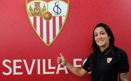 El Sevilla Femenino se refuerza con la francesa Gadéa