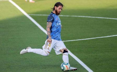 Ramos sigue sin tratar su renovación con el Real Madrid