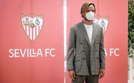 Rakitic sufrió un asalto con robo en su casa antes de viajar a Sevilla.