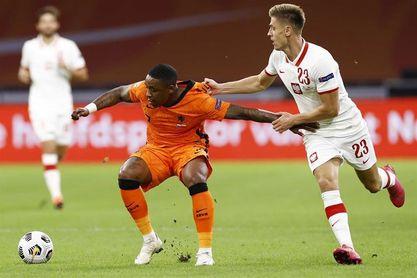 1-0. Países Bajos se desquita de la marcha de Koeman con una victoria