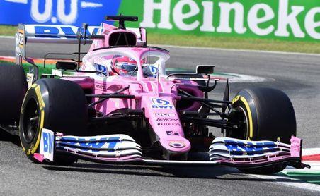 Bottas por delante de Sainz en el último libre; Sergio Pérez fue décimo