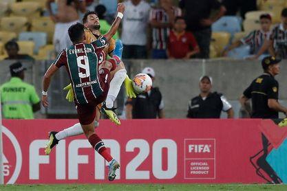 El brasileño Evanilson deja el Fluminense para jugar en Portugal