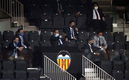 """Peñas del Valencia acusan al club de """"violar"""" sus derechos con su desalojo"""