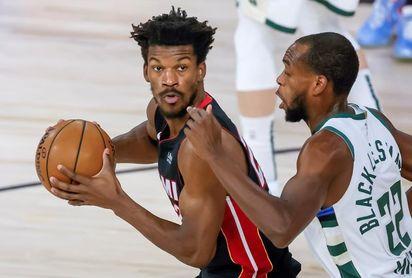 Heat, seis años después jugaran las finales de la Conferencia Este; los Lakers toman ventaja