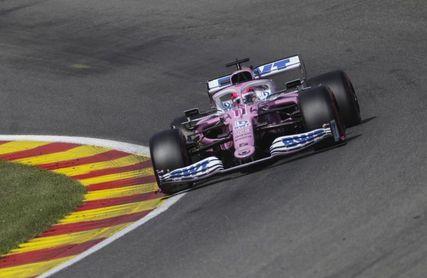 Sergio Pérez dejará Racing Point cuando acabe la temporada