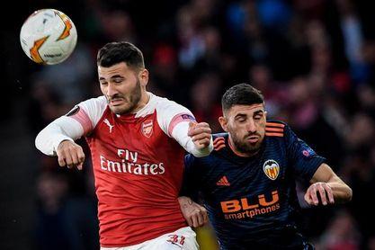 El Valencia hace oficial la cesión de Piccini al Atalanta