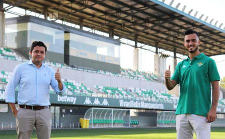 El Betis Deportivo coge carrerilla y anuncia su segundo fichaje