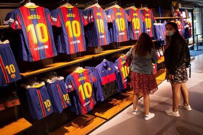 Leo Messi seguirá reforzando la marca Barcelona
