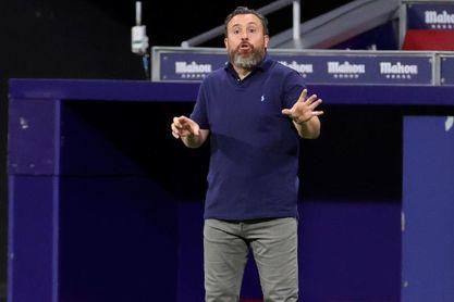 Sergio confirma la presencia de Weismann en la convocatoria ante la Real