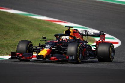 """Verstappen: No estamos demasiado lejos de los Mercedes y eso es bueno"""""""