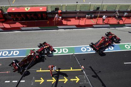 Vettel, eliminado en la segunda ronda (Q2) de la calificación