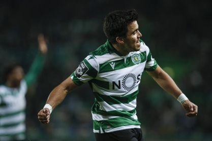 Acuña (Sporting Clube) fichará por el Sevilla a cambio de unos diez millones