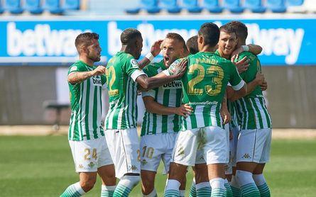 Alavés 0-1 Betis: La fortuna se alía con el más valiente