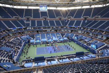 """""""Mostramos al mundo que el tenis puede volver de forma segura"""": Allaster"""
