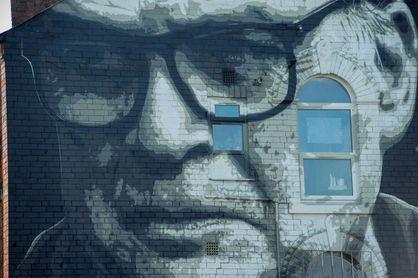 La ciudad de Leeds homenaje a Bielsa con un mural