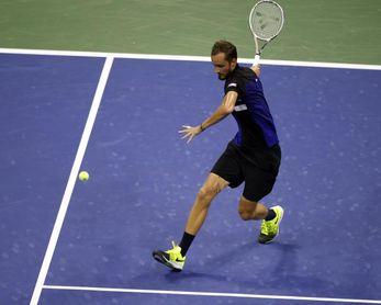 Medvedev, cuarto nombre para las Finales ATP