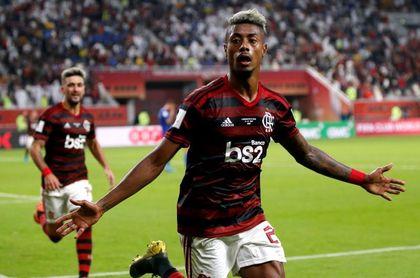 Flamengo viaja a Ecuador sin Diego Alves pero con Bruno Henrique e Isla