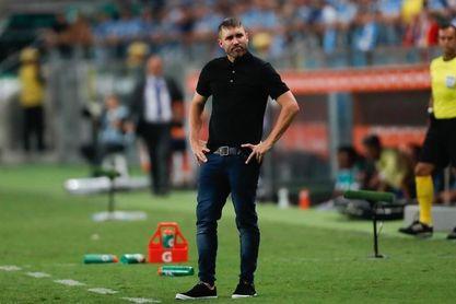 Un Inter sin diez jugadores defiende el liderato ante el América