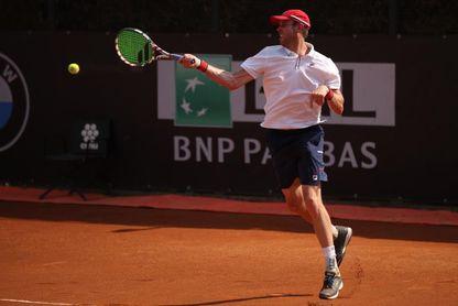Pedro Martínez puede con Querrey y avanza a la segunda ronda en Roma