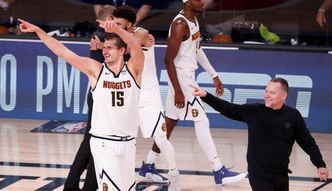 104-89. Murray y Jokic eliminan a los Clippers y los Nuggets jugarán las finales del Oeste