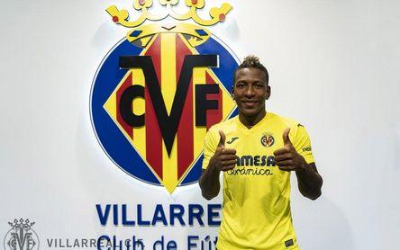 Estupiñán será el lateral del Villarreal por los próximos siete años
