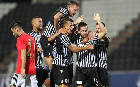 El Benfica de Jorge Jesús se estrella en la Champions