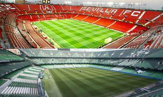 Los estadios suplentes de los clubes si hay confinamiento.