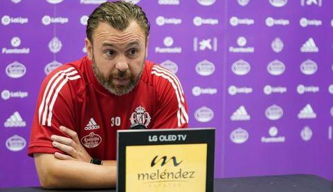 """Sergio: """"Tienen futbolistas por encima de la media y recursos ofensivos ilimitados"""""""