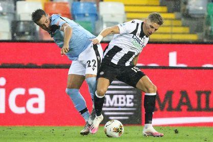 Osasuna alcanza principio de acuerdo para la cesión de Jony (Lazio)