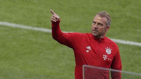 La preocupación del técnico del Bayern de cara a la Supercopa