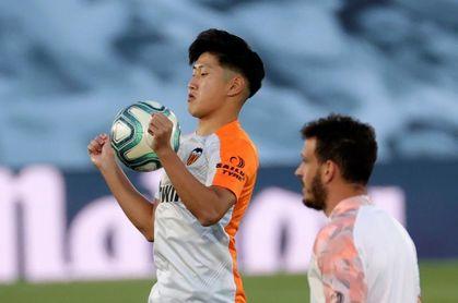 Kang-in Lee, fuente de propuestas internacionales para el Valencia