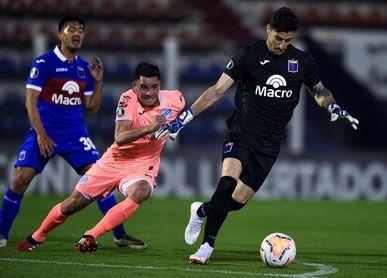 1-1. Tigre y Bolívar empatan en Argentina y se alejan de los octavos de final