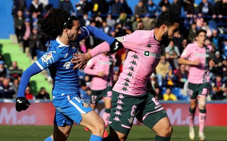Horarios de la primera jornada intersemanal: Getafe-Betis y Sevilla-Levante