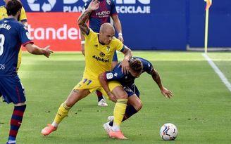 Pombo: ´Ojalá el Sevilla llegue cansado el domingo, pero es un equipo ´top´´