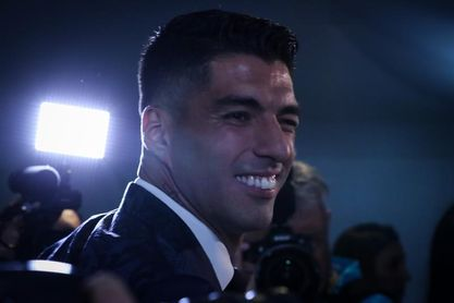 Luis Suárez, más garra charrúa para el Atlético de Madrid