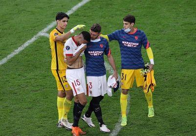 2-1. El Bayern tuvo que emplearse al límite para superar a un bravo Sevilla
