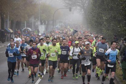 Canceladas por el coronavirus el Medio Maratón y la San Silvestre de Vitoria